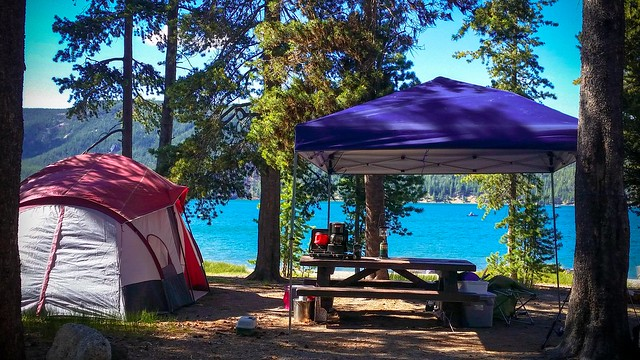 EAST LAKE CAMPGROUND-DESCHUTES-105