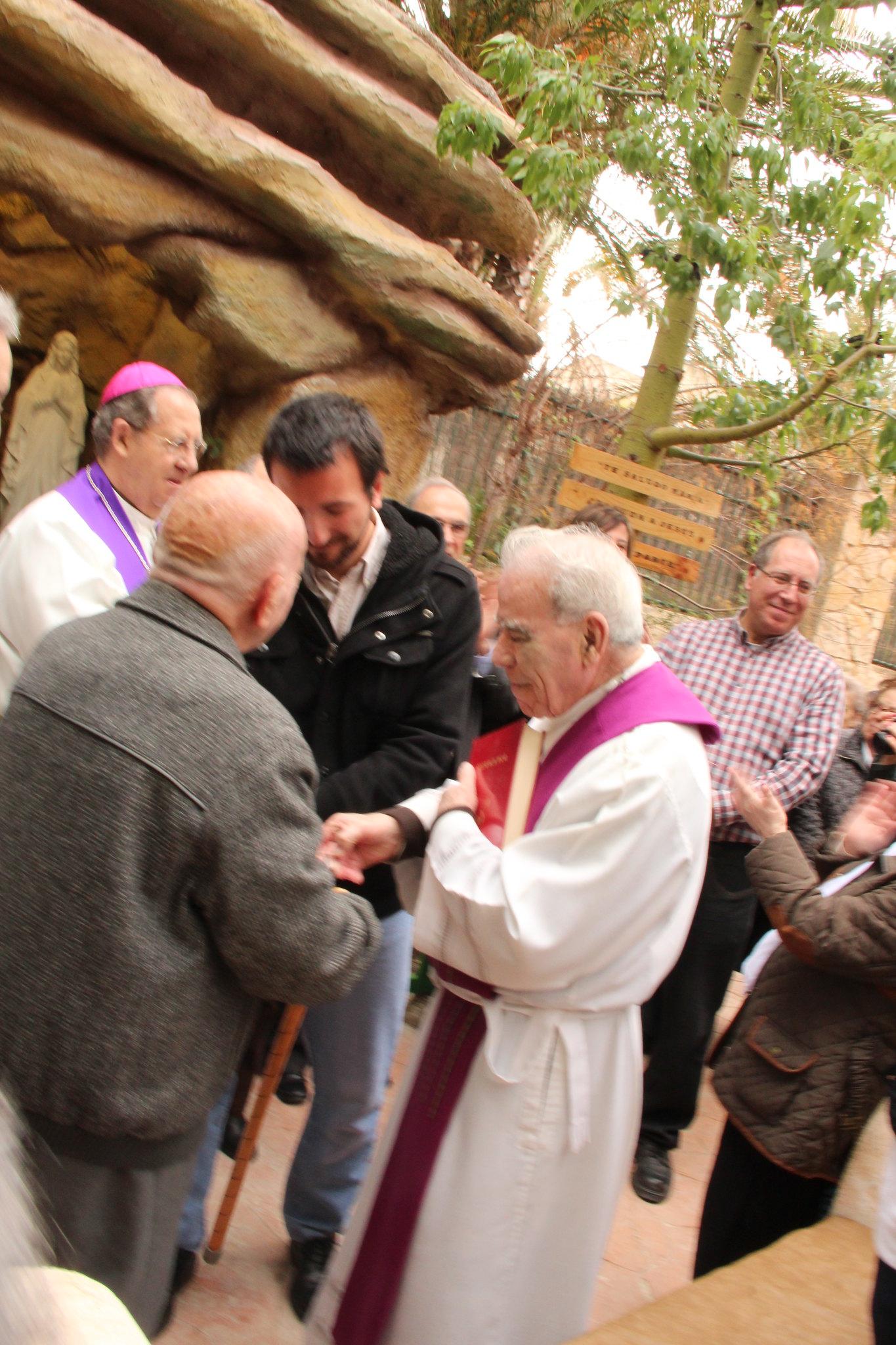 (2016-02-13) - Inauguración Virgen De Lourdes, La Molineta - Archivo La Molineta (089)