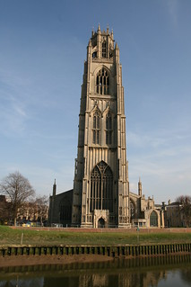 St Botolph, Boston, Lincolnshire  Grade I Listed | by The National Churches Trust
