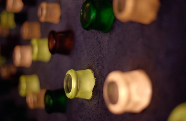 Backlit Bottles
