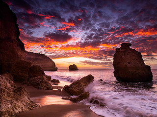 Marinha Dawn Dec 2012 | by Louis Dobson (formerly acampm1)