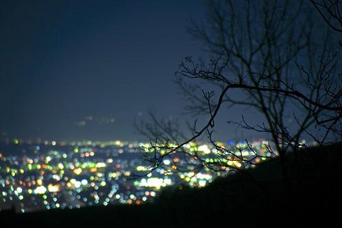 night lights minolta sony explore 日本 風景 amount 静岡 富士宮市 powerzoom dslra900 α900 明星山公園 af35200mmxif4556 mtmyojyo myojyoyamapark