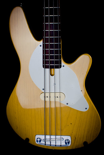 Rob Allen Solid 4 Electric Bass Guitar | by Ethan Prater