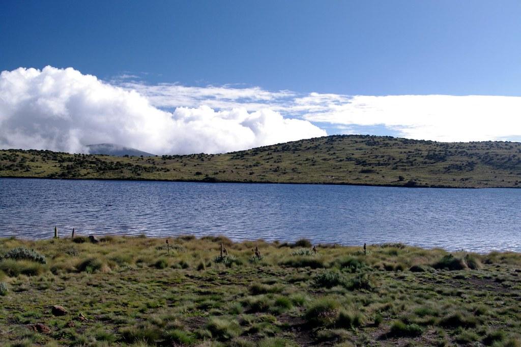 Day 3: Lake Elis to Mintos Camp