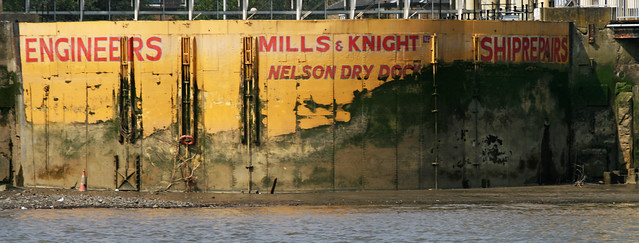 Nelson Dry Docks - Mills & Knight