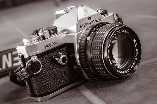 Pentax MX | by Sendoa Portuondo