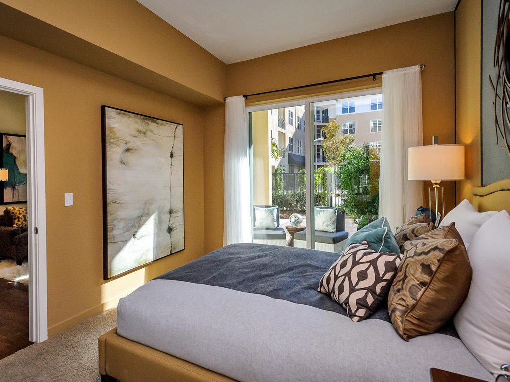 Annapolis • Plan A: Master Bedroom 2