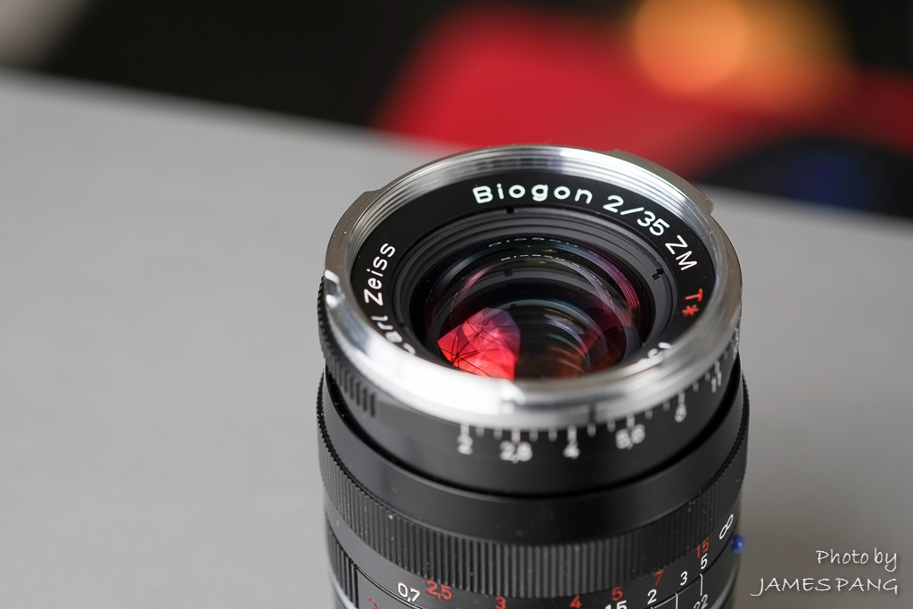 20130122 - 002 Carl Zeiss ZM 35mm F2 Biogon Lens | Carl Zeis