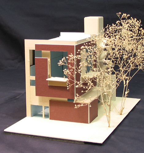 Solomon Dubnick Study Model | by Sage Architecture