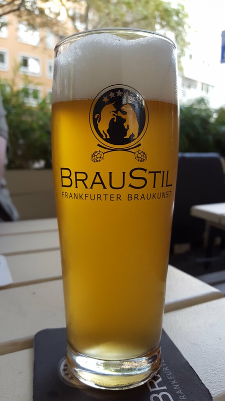 BrauStil brewery in Frankfurt