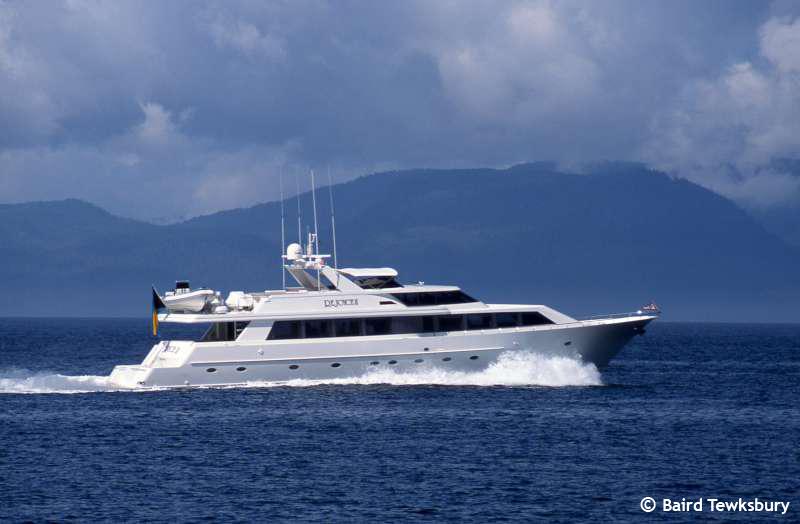 Rejoyce (Westport 108) | Westport Yachts of Washington built