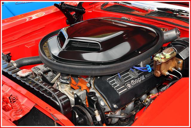 1970 Plymouth Baracudda Mopar Hemi V8