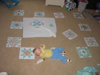 RTQA blocks... and baby