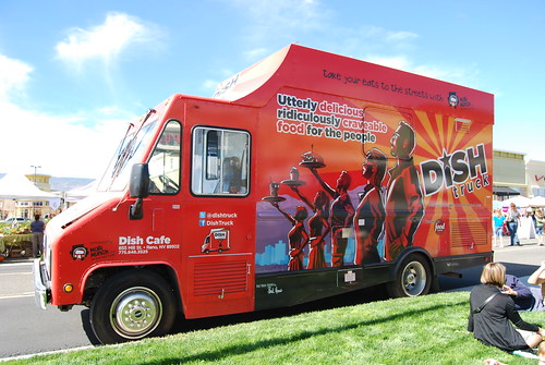 Dish Truck designed by Paul | by DarleneEats