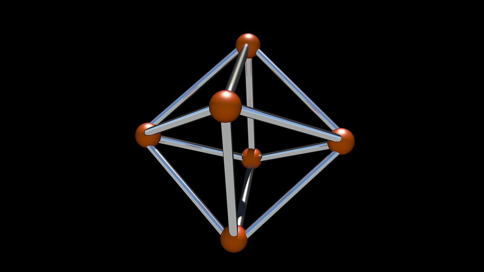 octahedron correlaciones