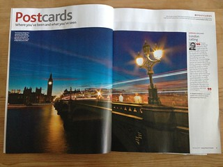 My photo in Lonely Planet Traveller Magazine | by Stephen Walford Photography
