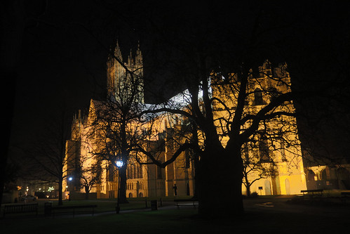 Canterbury Cathedral (I) | by pt101