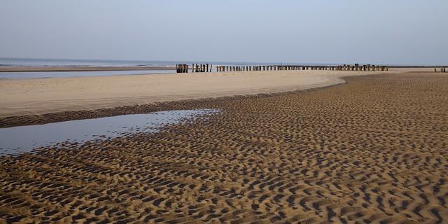 Beach at Schoorl - Holland