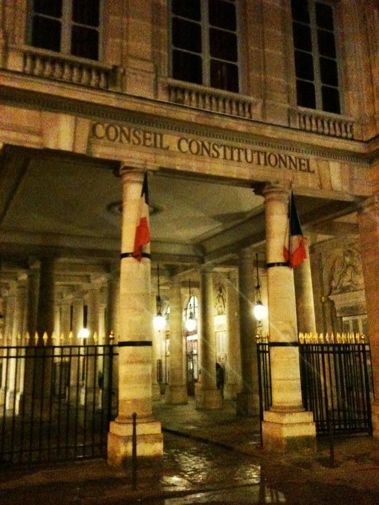 Dissertation conseil constitutionnel citoyen