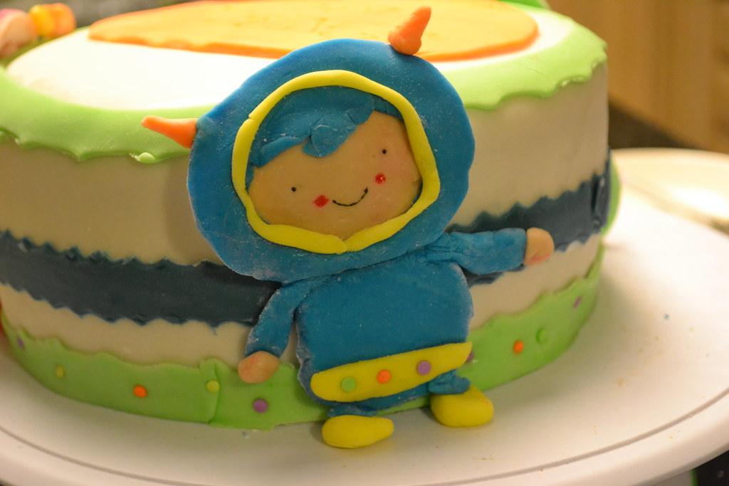 Astonishing Team Umizoomi Birthday Cake Geo Krumbli Flickr Personalised Birthday Cards Arneslily Jamesorg