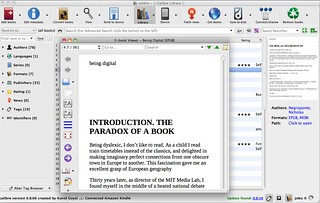 Converting an EPUB file from Blue Leaf Book Scanning in Ca