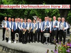 20 Jahre Blaskapelle Dorfmusikanten Horw - Foto Show 20.03.2013
