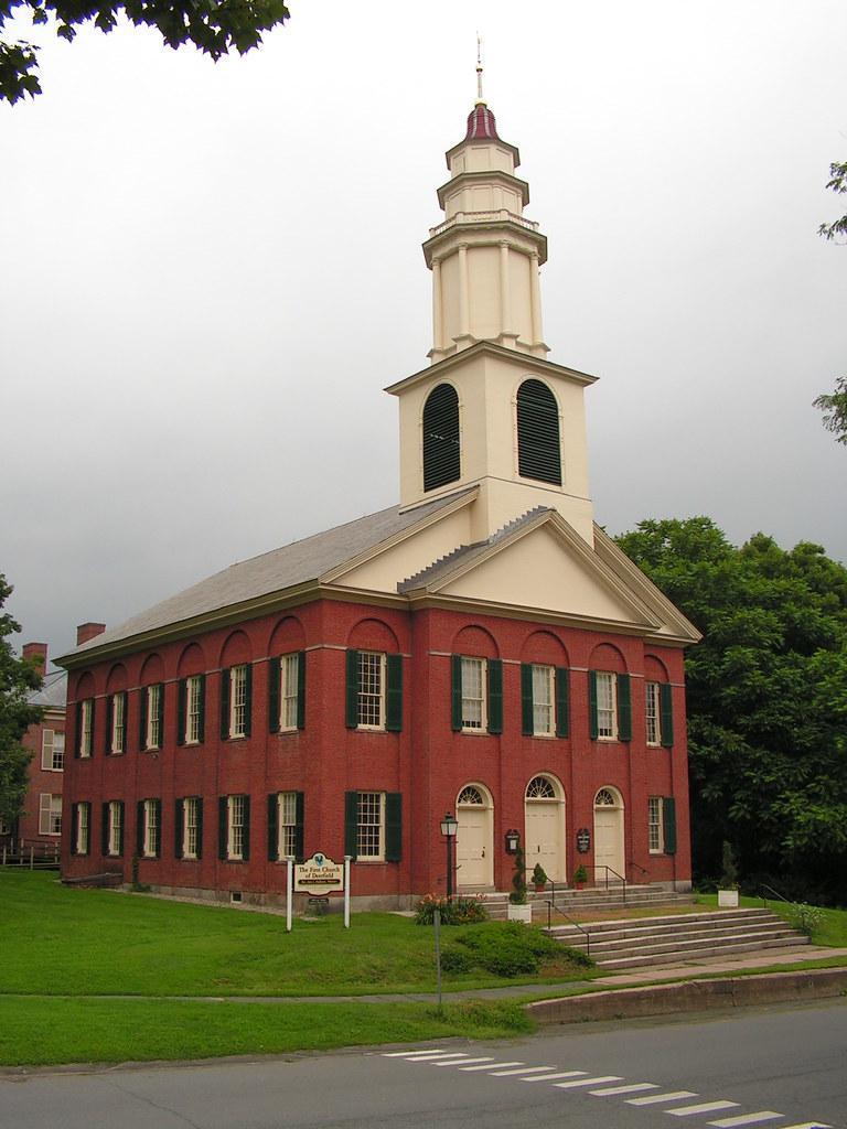 First Church of Deerfield [3] | Old Deerfield Village ...