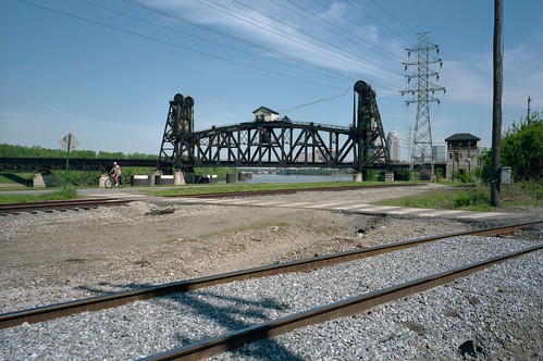 usa river unitedstates kentucky louisville ohioriver railroadtracks portlandcanal libridge