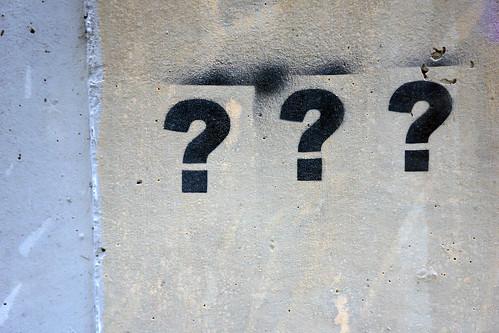 Questions - HK Street Art and Graffiti: Around Fo Tan | by longzijun