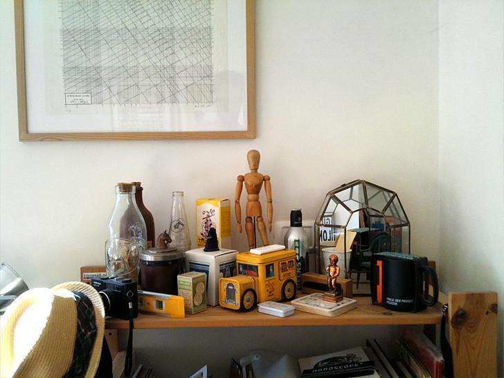 פינת חמד בסטודיו
