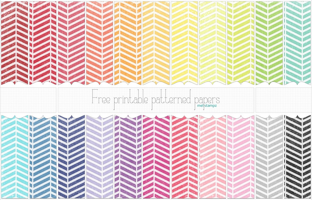 graphic relating to Chevron Stencil Printable named Spritzed Stencil huge CHEVRON - cost-free printable electronic pap