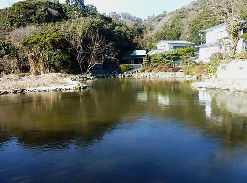 2013/01/26 (土) - 13:46 - 霊光寺 - 雨乞い伝説の池