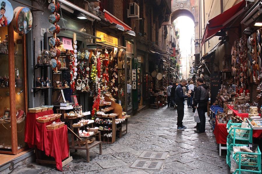 Naples Italy Hospitality
