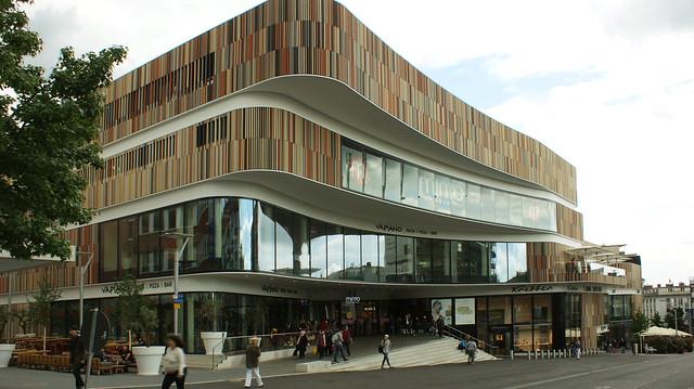 4-Sterne-Einkaufszentrum Minto Mönchengladbach