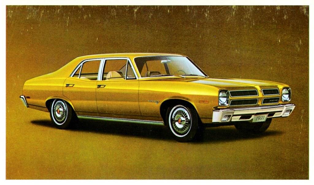 1971 Pontiac Ventura Ii 4 Door Sedan Alden Jewell Flickr
