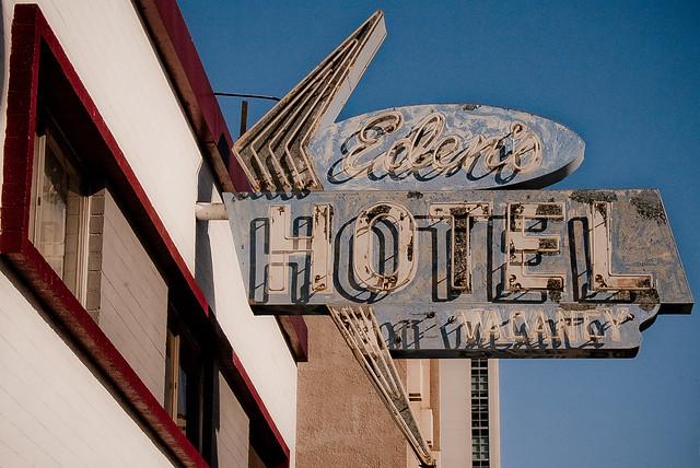 Eden's Hotel (Eden Inn)