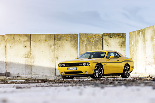 Dodge Challenger SRT8 Yellow Jacket | by Nicolas Serre