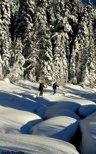 Sat, 2012-12-08 11:29 - Skiers: Andy Traslin, Alex Gibbs, Liam Benson  Photos: Andy Traslin, Alex Gibbs