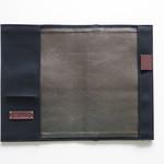 MOLESKINE 帆布10カバー with iPad mini@staana-shop