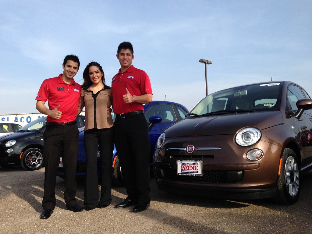 Payne Auto Group >> Welcome Fiat Fiat Is Now With The Payne Auto Group