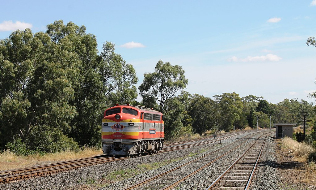 SSR B65 at Tallarook West line by S312 Photography