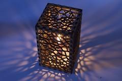 Voronoi shadows