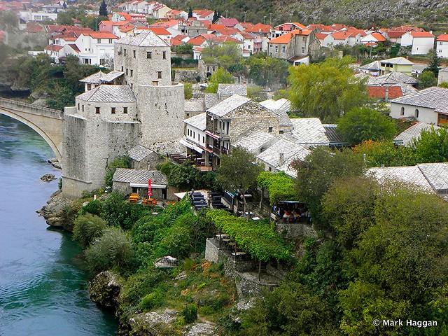 Mostar, Bosnia, including Stari Most