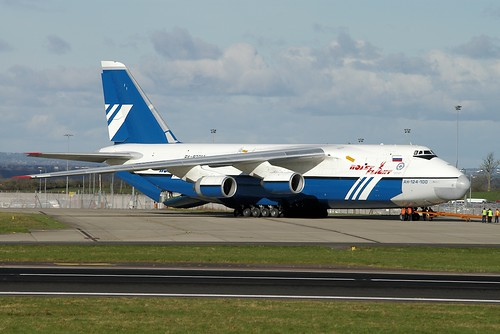 AN-124 Polet Aldergrove | by Paul J Harvey www.projectxphotography.co.uk