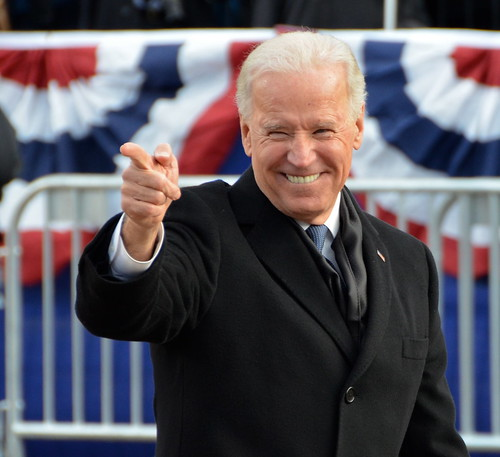 Classic Joe Biden