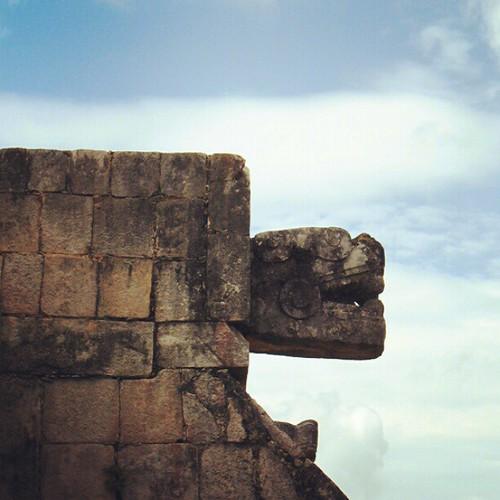 Mayan ruins #Mayan #Mexico #Yucatan #chichenitza