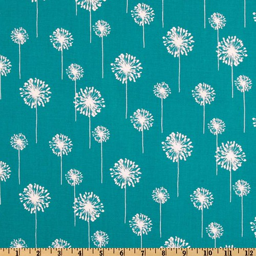 blue65-turquoise-dandelion Premier Prints | by Cuteness by René