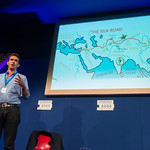 Peter Frankopan   The Silk Roads author shares his new history of the world © Alan McCredie