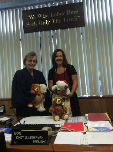 Adopt A Bears with Judge | by adoptabearorg