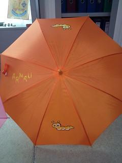 Paraguas de niño